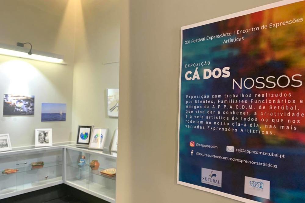 Festival ExpressArte | Exposição 'Cá dos Nossos'