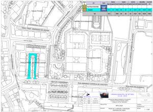 Praça Professor Hernâni Cidade | Planta de localização