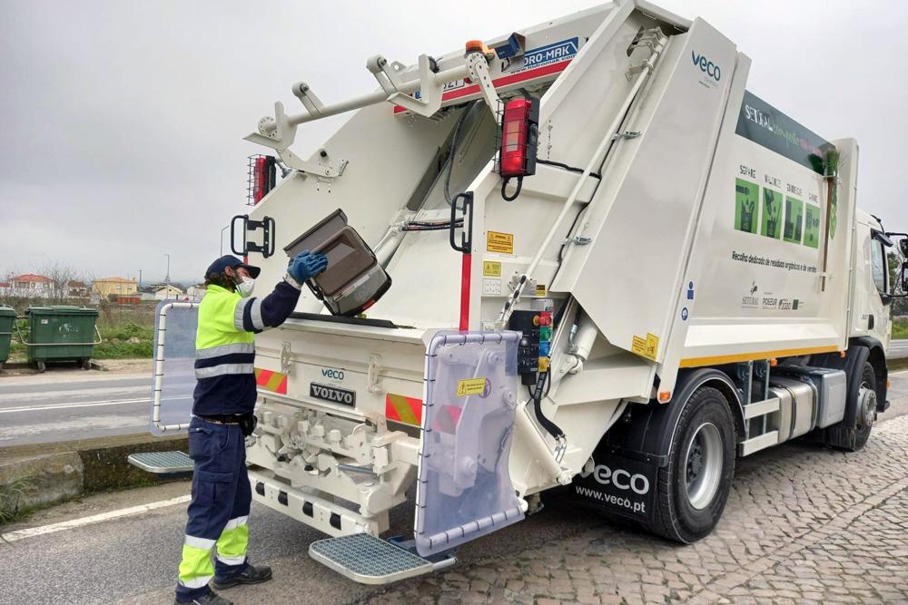Setúbal Composto | recolha de resíduos orgânicos