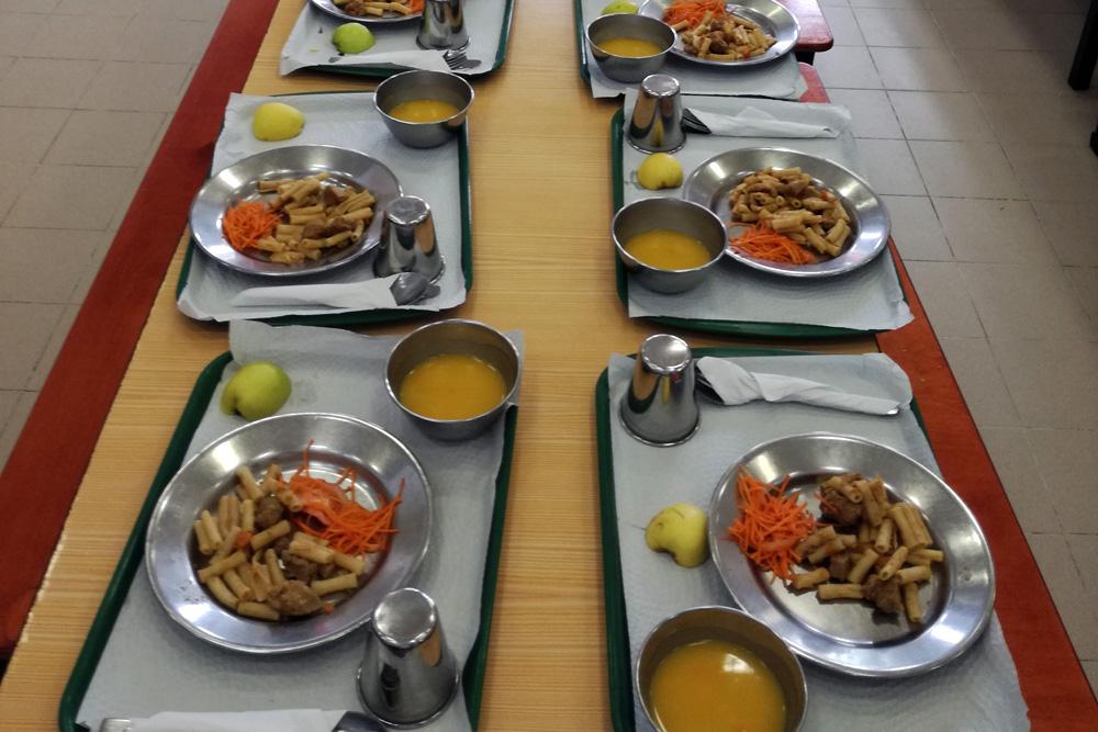 Covid-19 - refeições escolares