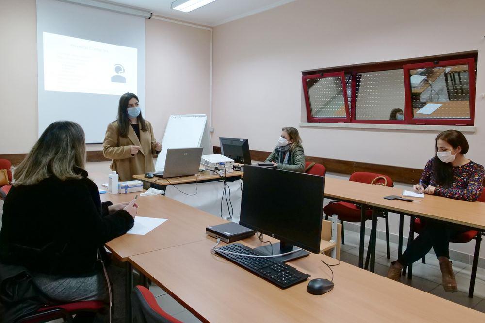 Covid-19 | Inquéritos epidemiológicos | formação