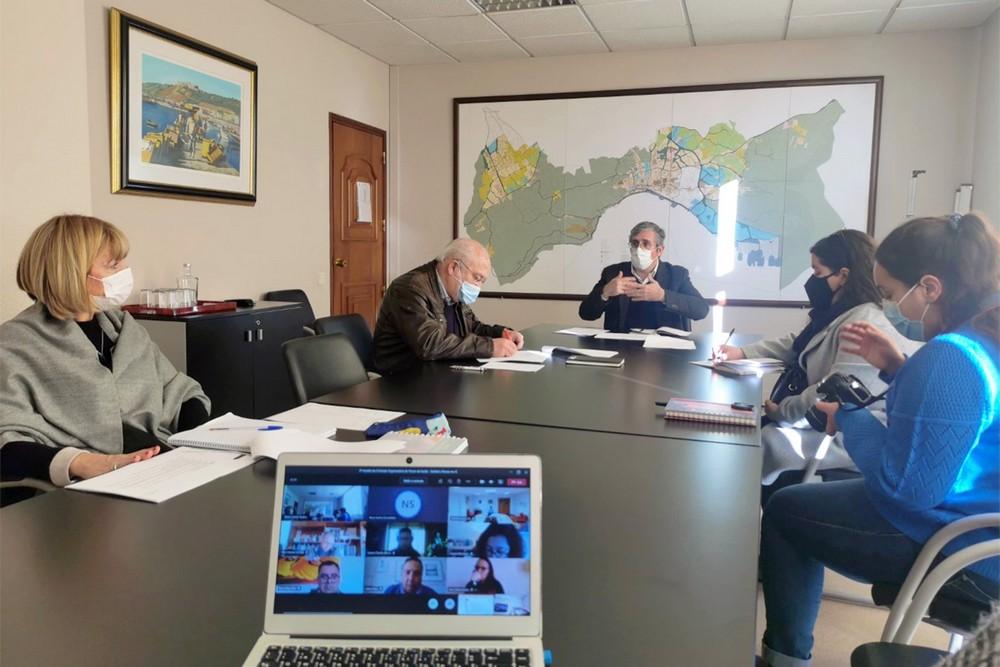 Terceira reunião da Comissão Organizadora do Fórum de Saúde -Setúbal a Pensar em Si