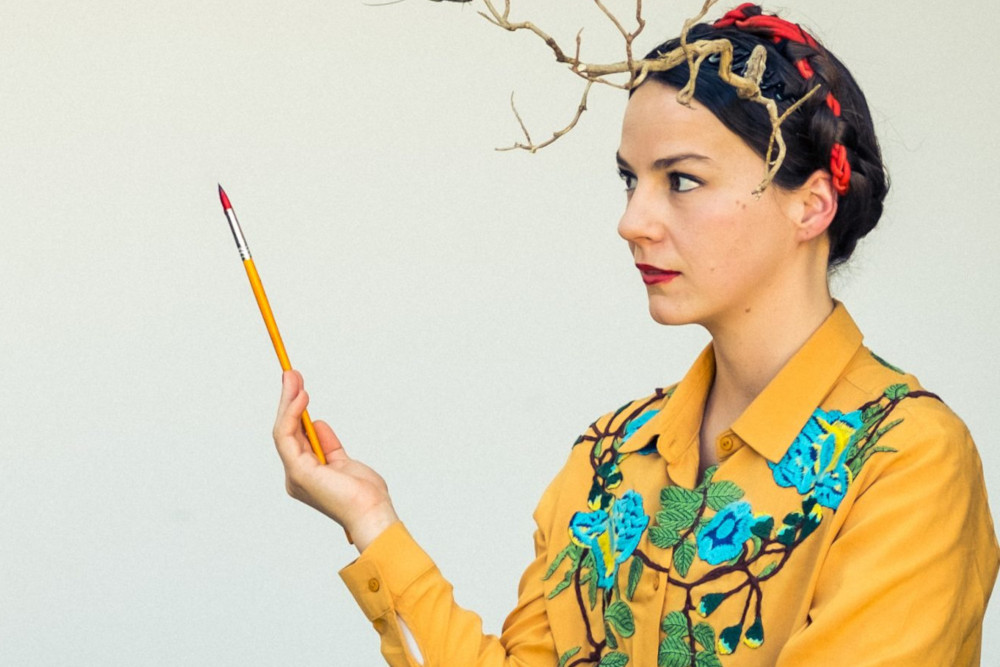 Antiprincesas - Frida Khalo | Dia Mundial do Teatro