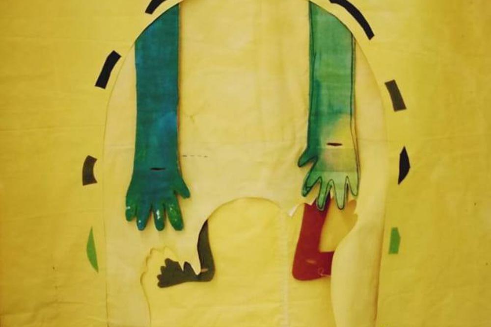 Dentro de Casa #2 | A Porta Amarela
