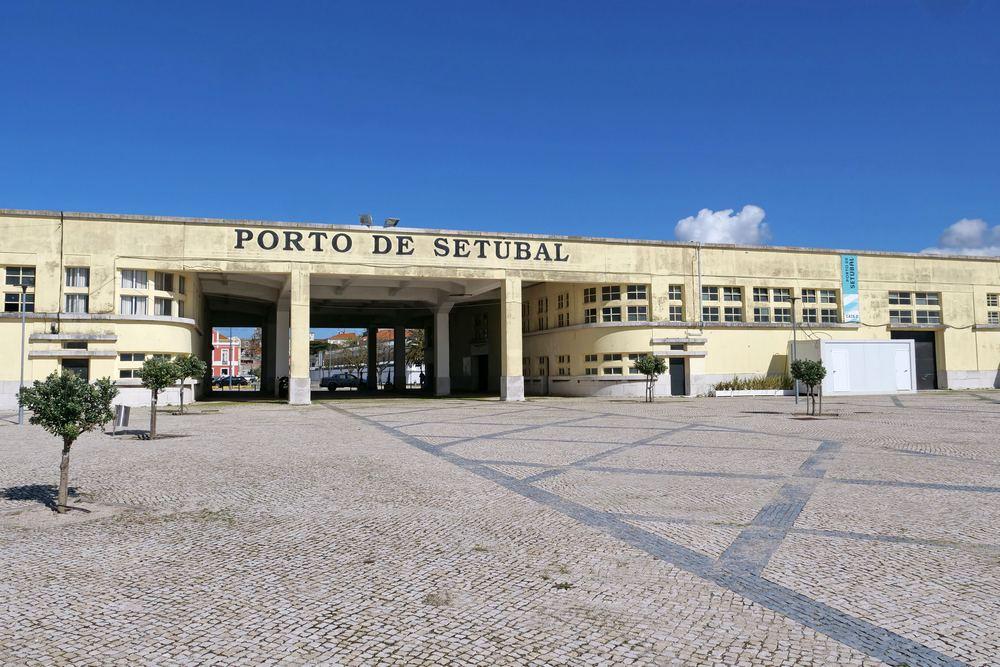 Centro de Vacinação Setúbal Covid-19 | Cais 3 do Porto de Setúbal