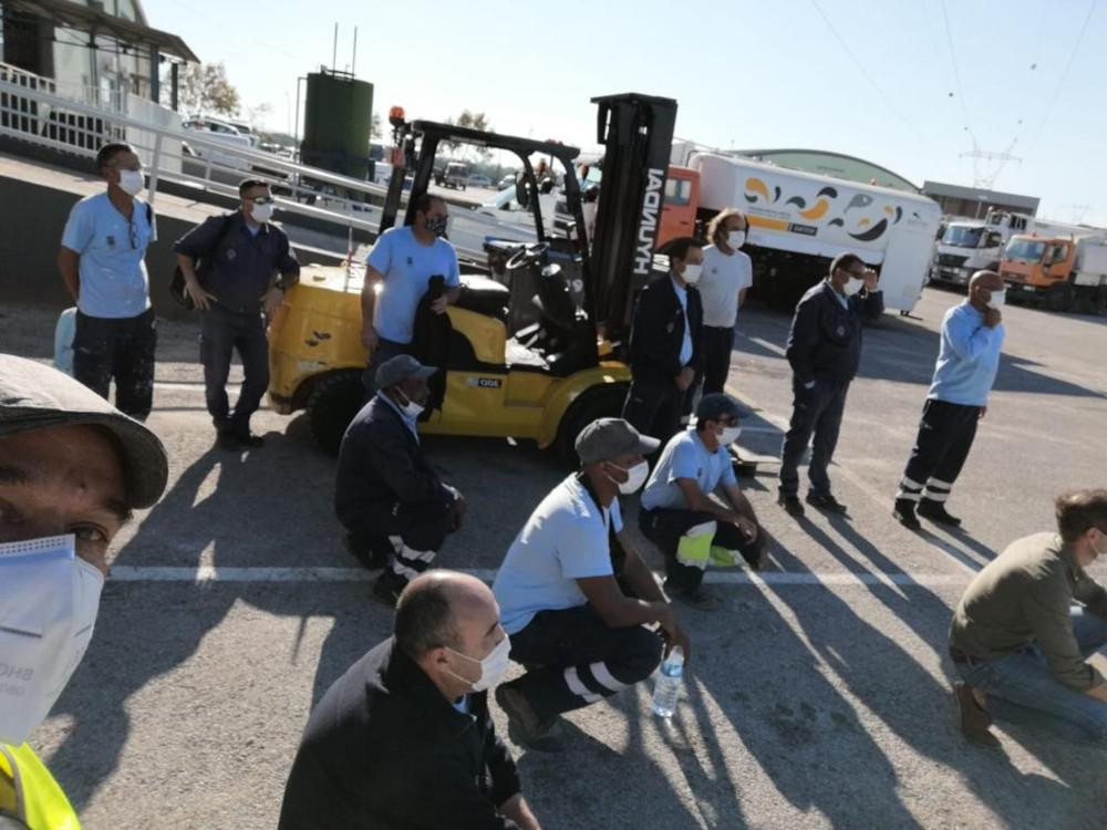DOM | Formação profissional | Condução e manobras com empilhadoras