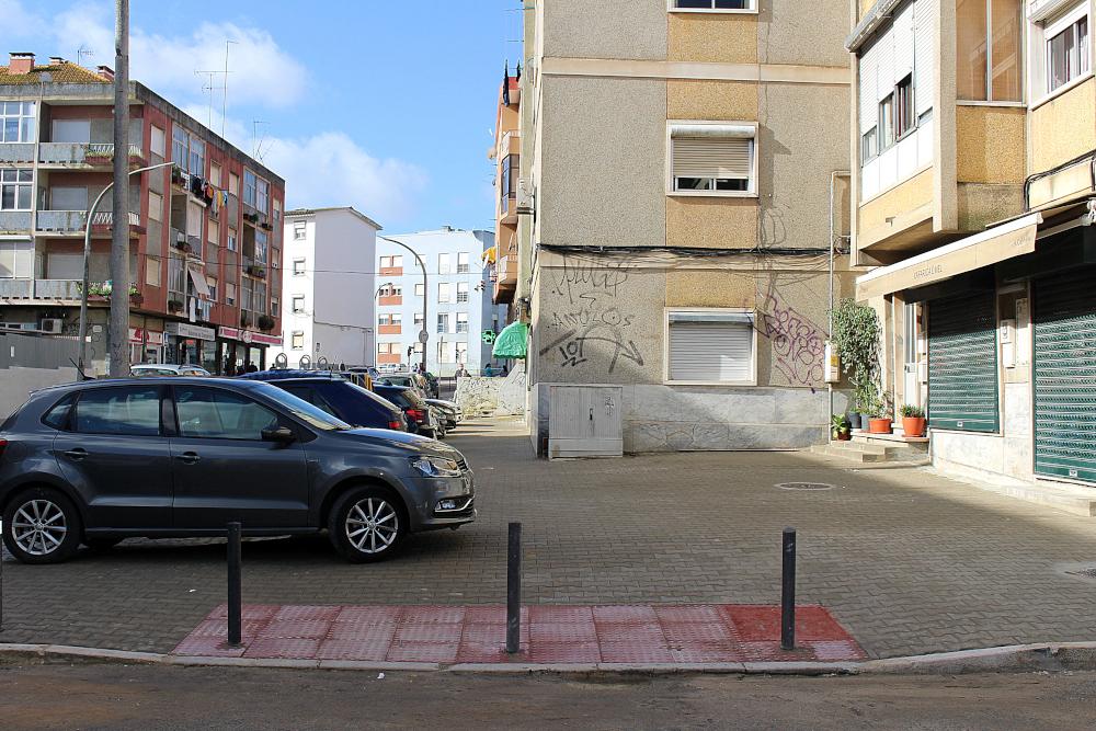 Pavimento da Rua da Camarinha | Foto da JFSS