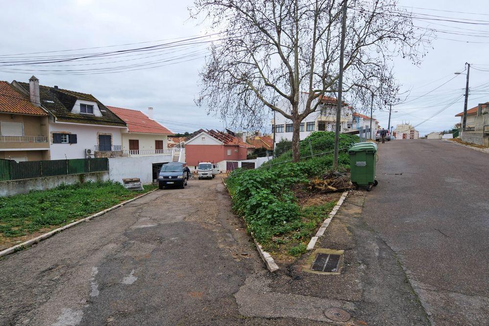 Requalificação de espaço público | zona do Bairro do Peixe Frito