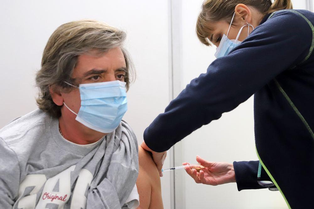 Visita ao Centro de Vacinação Setúbal Covid-19 | Cais 3 do Porto de Setúbal