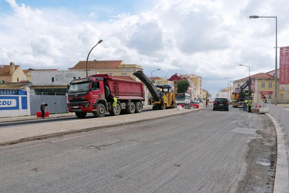 Requalificação urbana | avenidas dos Combatentes da Grande Guerra e 22 de Dezembro