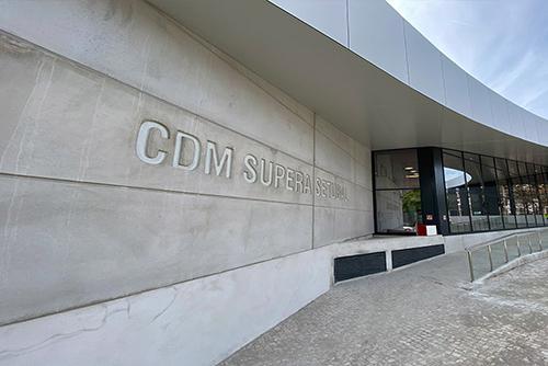 Centro Desportivo Municipal Supera Setúbal | Foto do Grupo Supera