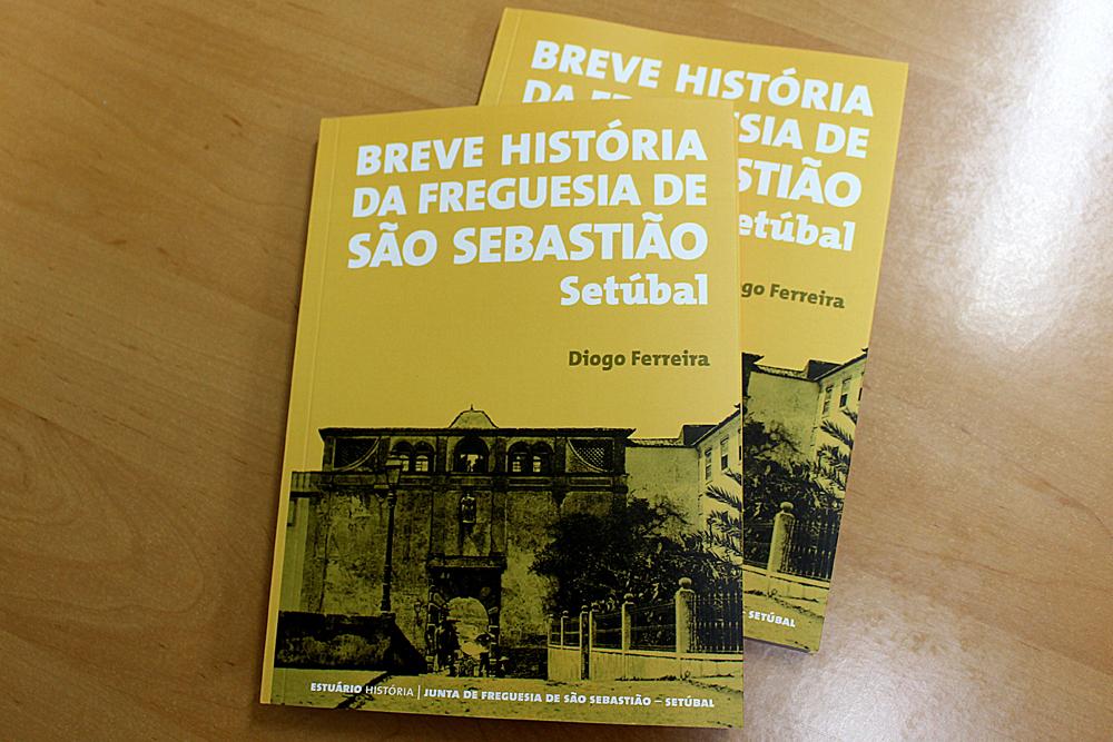 Auditório Bocage | lançamento de livro Breve História da Freguesia de São Sebastião