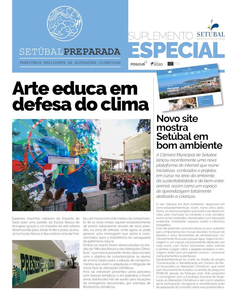 Alterações Climáticas   Jornal Especial   Outubro 2021