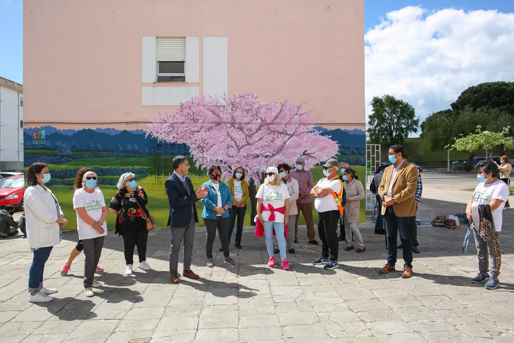 NBNC - Inauguração de pintura do Espaço da Quinta - Quinta de Santo António