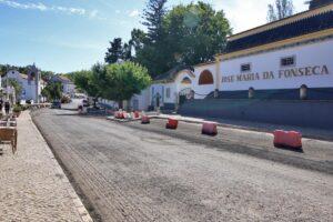 Repavimentações | Rua José Augusto Coelho
