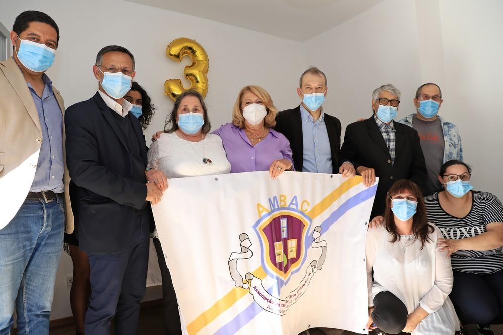 Sede de Associação de Moradores do Bairro Afonso Costa | inauguração