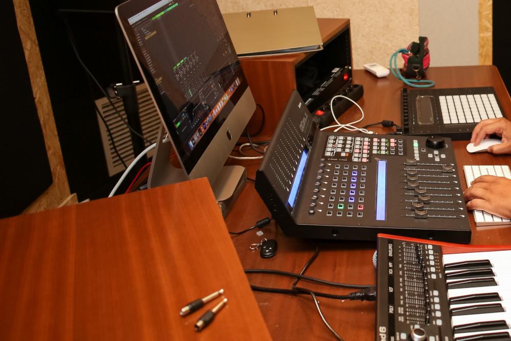 NBNC - Estúdio de som e imagem