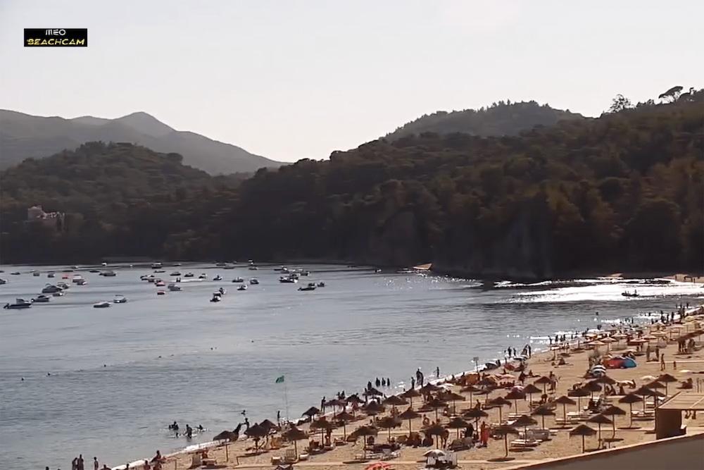 Praia de Albarquel - Beach Cam