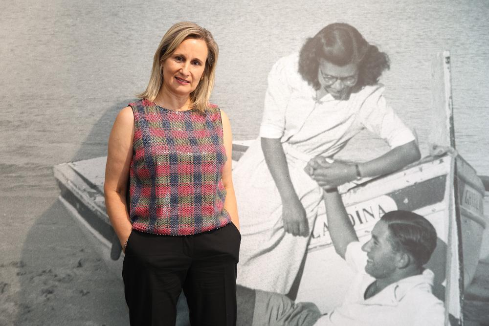 Entrega do Prémio Nacional de Poesia Sebastião da Gama - vencedora Anabela Coelho