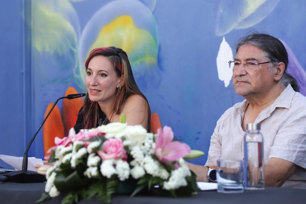 XXIII Festa do Teatro   conferencia de imprensa