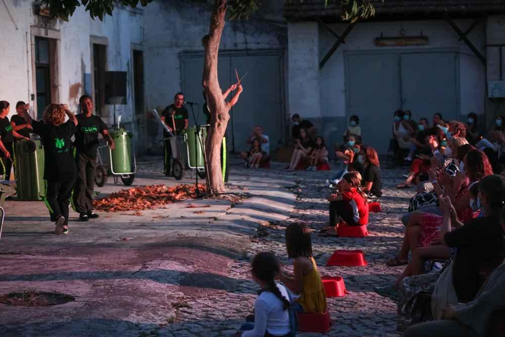 MAPS 2021 - Grupo de Limpeza Urbana Musical - Largo Residências