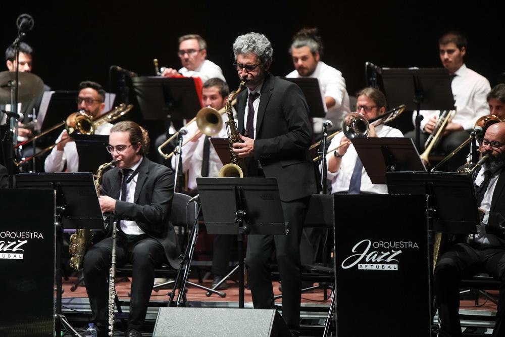 Orquestra de Jazz de Setúbal   10.º Círculo de Jazz de Setúbal