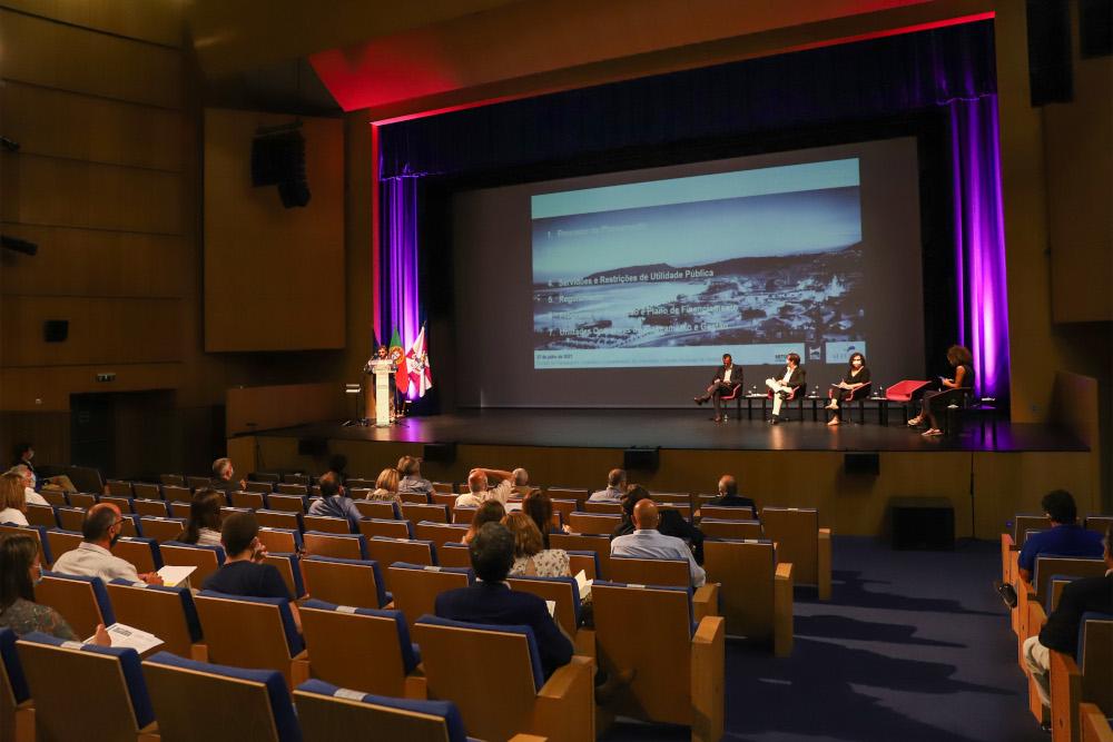 Seminário - Setúbal: A Cidade e o Urbanismo. Do Presente ao Futuro