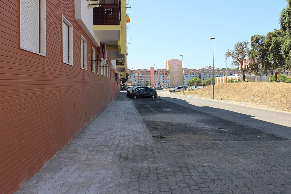 Rua Cristóvão Colombo | requalificação pedonal