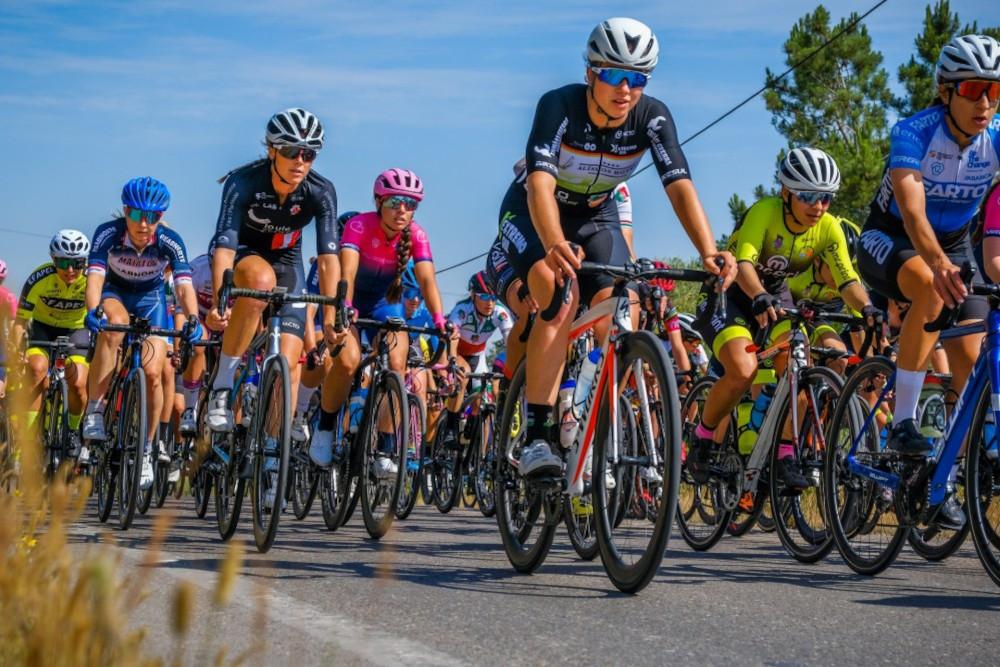 1.ª Volta a Portugal Feminina | Foto da Federação Portuguesa de Ciclismo