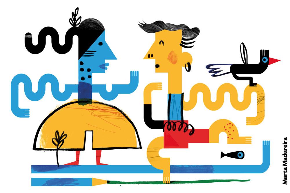 Festa da Ilustração 2021 | Marta Madureira