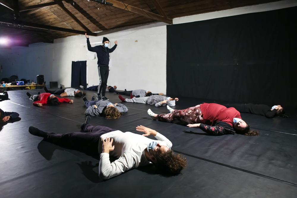 workshop Corpo Clandestino - Victor Hugo Pontes