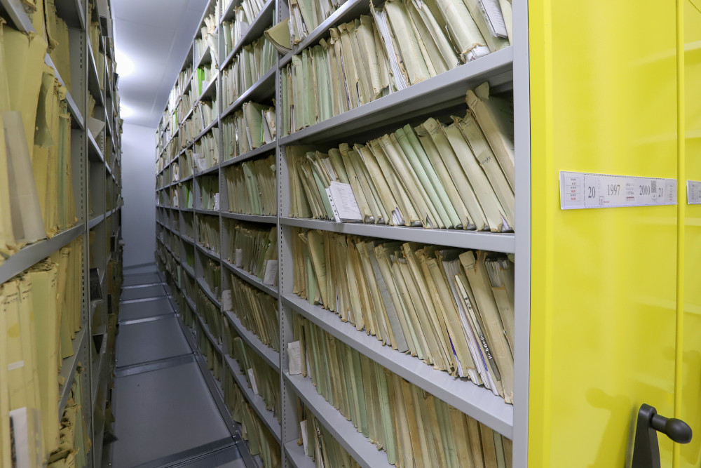 Arquivo Municipal de Setúbal | Novas instalações