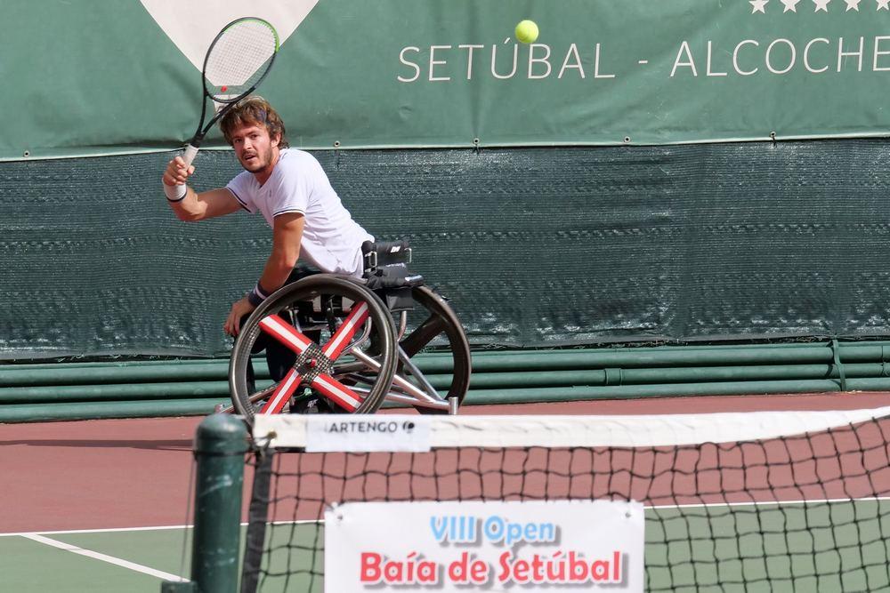 VIII Open Baía de Setúbal - Ténis em cadeira de rodas