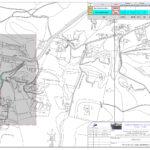 Rua Lameiras de Cima | Repavimentação | Planta de Localização