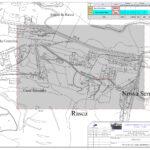 Rua do Vale da Rasca | Planta de Localização
