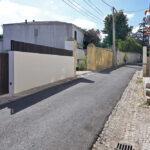 Obras de repavimentação | Rua Eng.º António Porto Soares Franco
