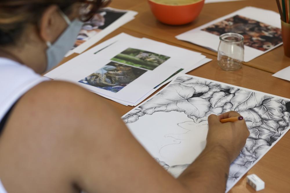 Festa da Ilustração 2021 | workshop por Sofia Lobato