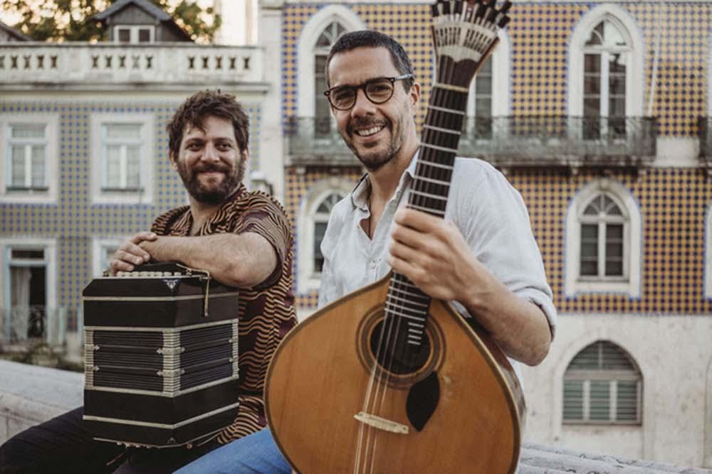 EXIB Música 2021 | Martin Sued e Bernardo Couto